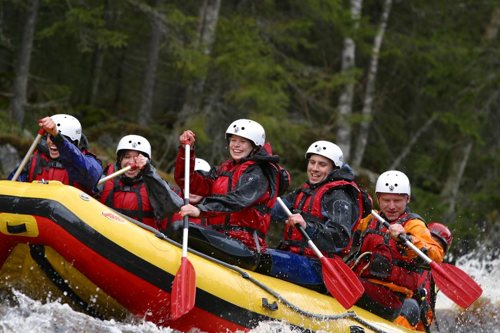 Rafting Close Photo Pier Rynback